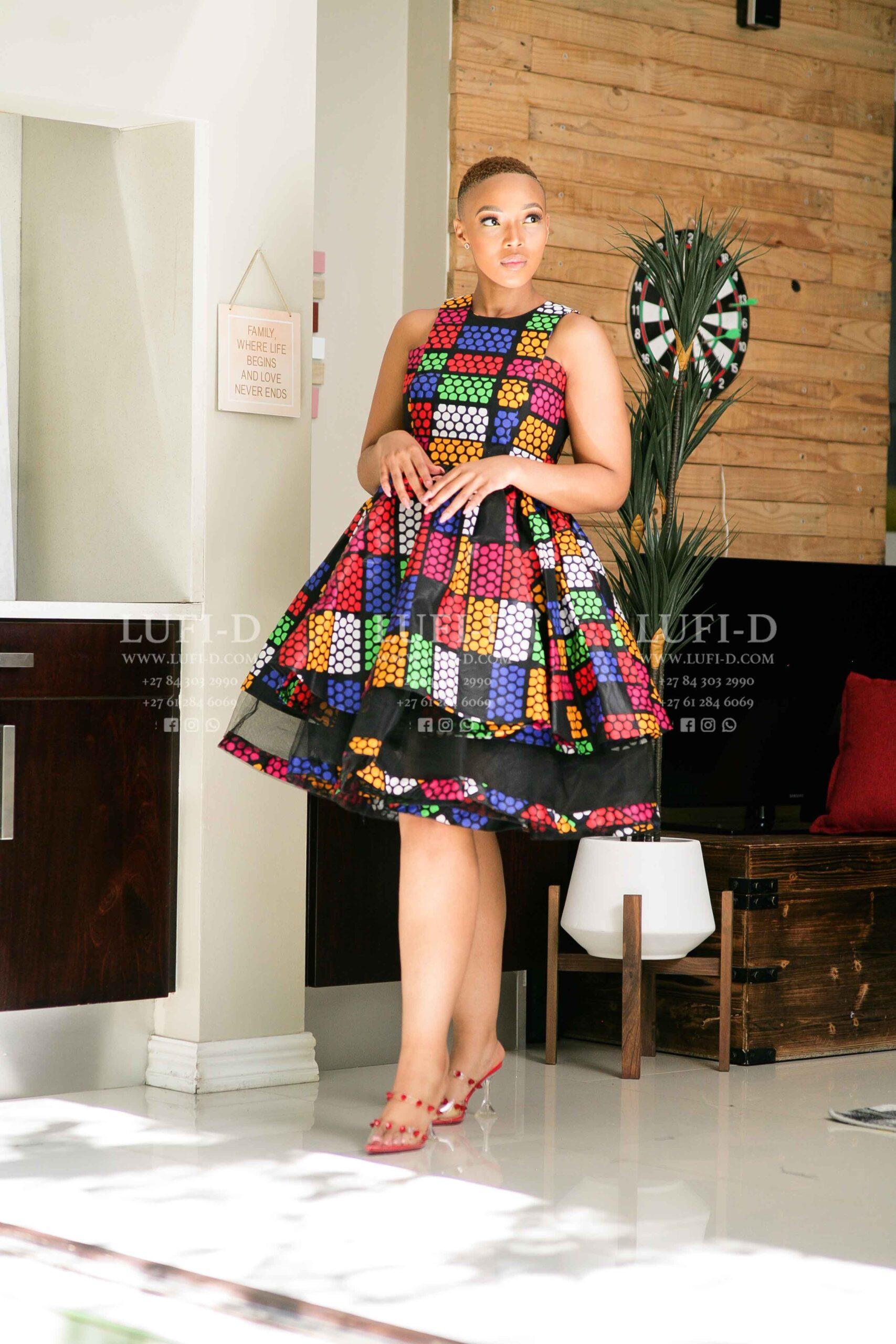 Bukiwe Dress
